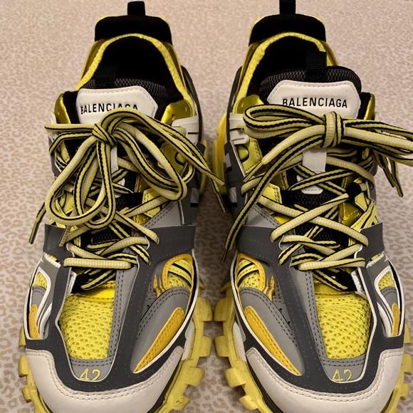 Balenciaga Shoes | Balenciaga Track